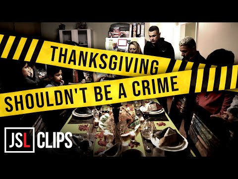 Thanksgiving Shouldn't Be a Crime
