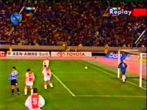 Intercontinental Cup 1995: Ajax x Grêmio