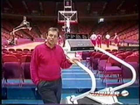 NBA Trainer Ray Melchi...