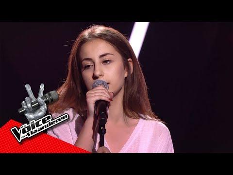 Erisa - 'The Middle' | Blind Auditions | The Voice Van Vlaanderen | VTM