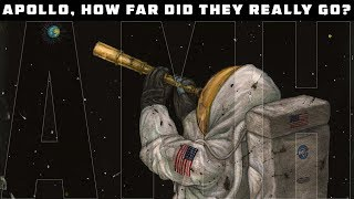 """Moon Hoax; """"Apollo, How Far Did They Really Go?""""  With Marcus Allen"""