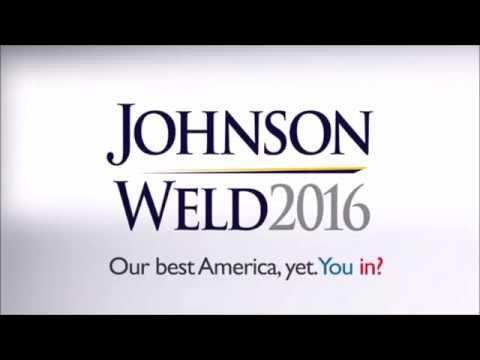 Gary Johnson Political Campaign Ad 2016 (Official)