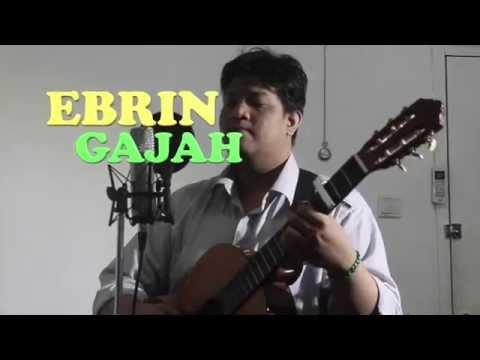 Tulus - Gajah (Cover By Ebrin)