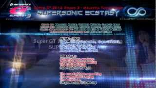 "Official Super GT 2012 Malaysia Theme Song ""SUPERSONIC ECSTASY"" by Infinity Music (FullHD)"
