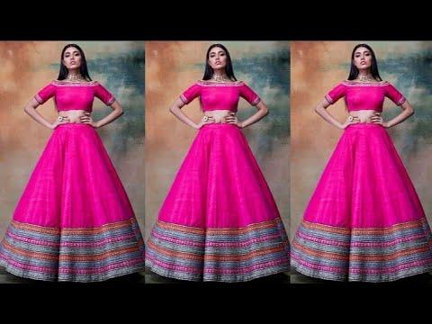 Outstanding designer lehenga ideas lehenga designs lehenga choli Indian lehenga choli designs 2020