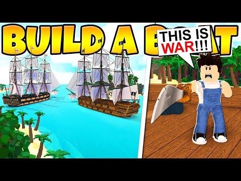 FULLY CUSTOM MADE BUILD A BOAT WORLD! *Insane*