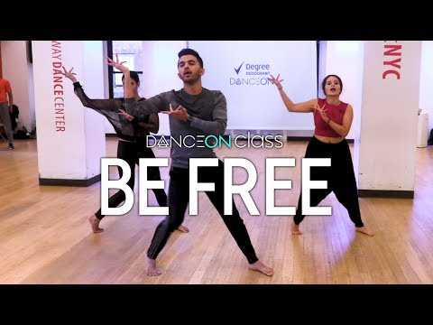 Degree x DanceOn | Vidya Vox - Be Free | Rohit Gijare Choreography at BDC NYC | #Sponsored