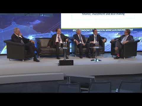 London's potential for mining finance, investment and deal making