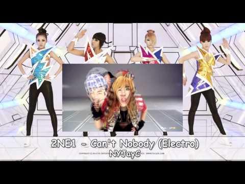 2NE1 - Can't Nobody (Electro)
