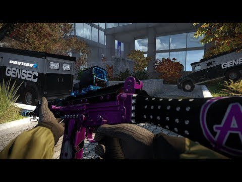 PAYDAY 2 ULTİMATE EDİTİON (C4'LÜ SOYGUN)