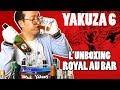 UNBOXING - On teste les verres à Whisky de YAKUZA 6 Collector 😅