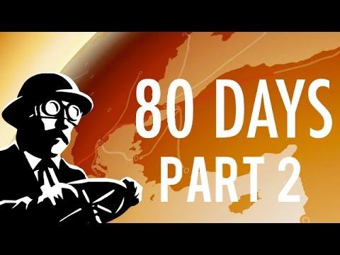 80 days - Part 2 - Skulls and Spaceships