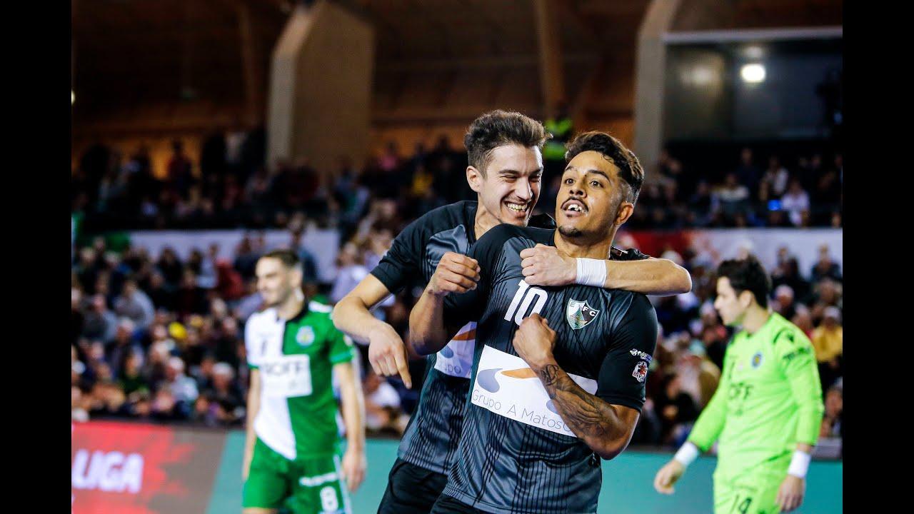 Taça da Liga Futsal  Eléctrico FC 3 - 3 Sporting CP (5-4 pen) - YouTube 7d46709852521