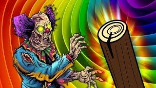 KILLER CLOWNS & MAGIC LOGS (Funny Moments)