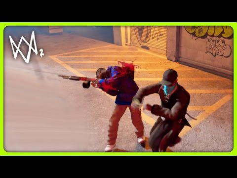 KILLED BY AIDEN PEARCE | Watch Dogs 2 Bounty Mode