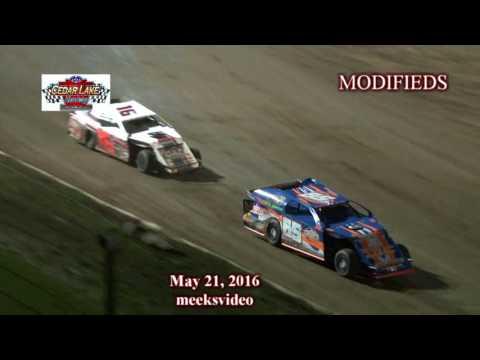 5-21-2016 Modifieds Cedar Lake Speedway