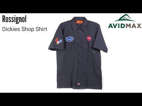 Rossignol Dickies Shop Shirt Review | AvidMax