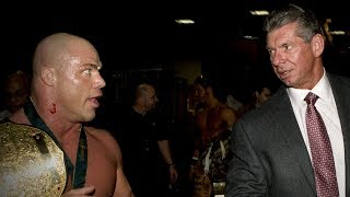 Kurt Angle opens up about his WWE departure (WWE Network Exclusive)