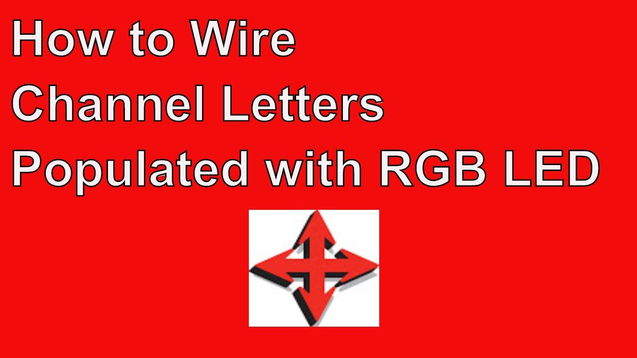 Rgb Led Wiring
