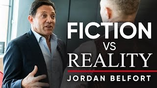 WHAT WAS REAL VS FICTION IN THE MOVIE WOLF OF WALL STREET - Jordan Belfort | London Real
