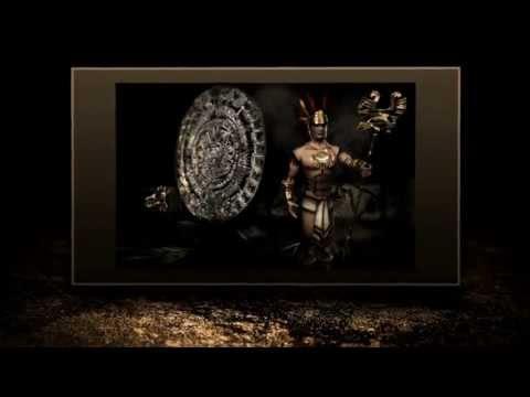 CUAUHTÉMOC - Emperador Azteca - Movie Teaser (Presentación Fílmica FULL HD 1080p)