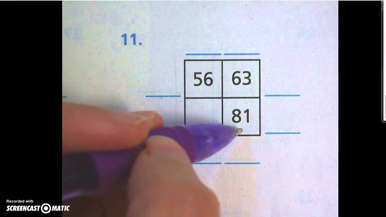 Factor Puzzles - YouTube
