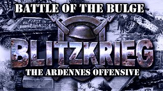 "Blitzkrieg. Allied Campaign. Mission 8 ""The Ardennes Offensive"""