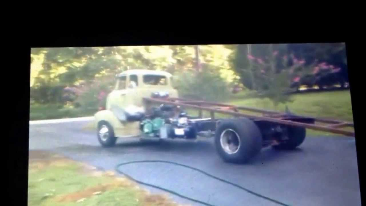 1953 Coe Chevy Truck for sale on Ebay - YouTube