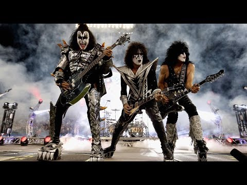 KISS - Detroit Rock City - LIVE - February 10, 2019 (FRONT ROW) Mp3