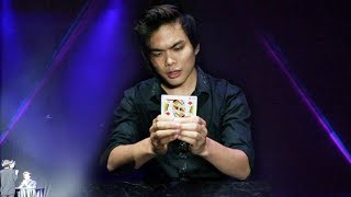 52 Shades of Red (LIVE in NZ) with Original Soundtrack // Shin Lim