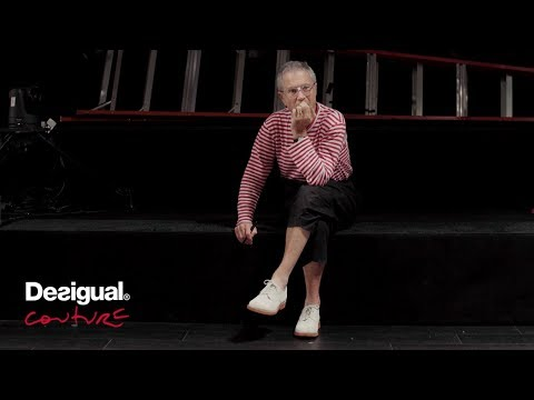 Desigual | Jean-Paul Goude interview for SS18 | NYFW