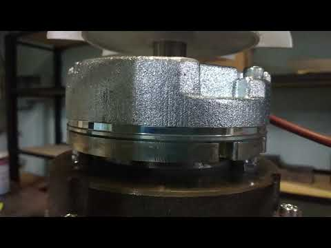 Настройка электромагнитного тормоза