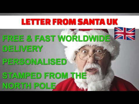 Letter From Santa UK thumbnail