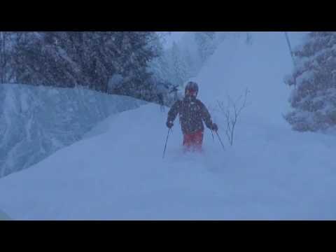 Powder snow for great family in Chamonix ski area
