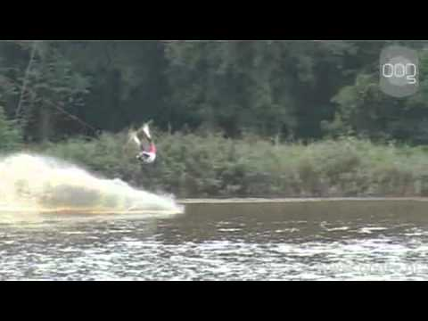 Sport Waterskien, Harkstede - YouTube