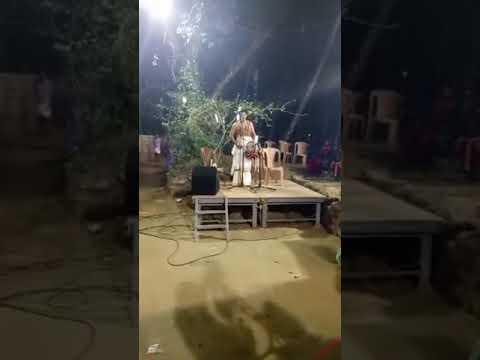 Sopana Sangeetham Sree.Eloor Biju @Bappatta Illam Thira Mahothsavam 2018 kakkanchery,Kozhikode