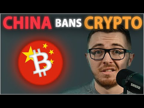 Cryptocurrency Crash! China FORBIDS Crypto Activities | Crypto News