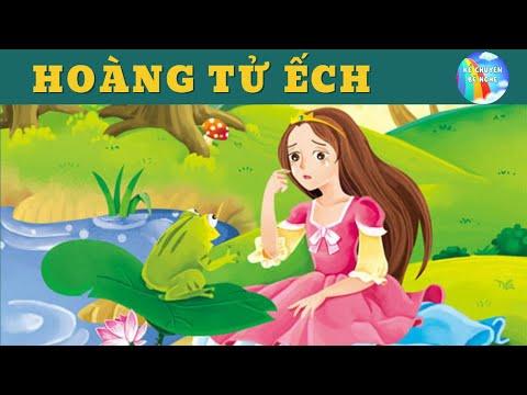 Hoàng tử ếch Truyện cổ tích Việt Nam [Kể chuyện bé nghe]