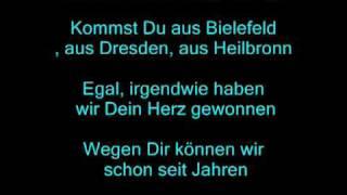Die Ärzte - Ein Lied für Dich (lyrics)
