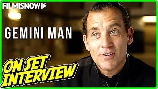 "GEMINI MAN   Clive Owen ""Clay Verris"" On-set Interview"