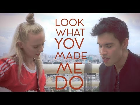 Look What You Made Me Do (Taylor Swift) - Sam Tsui & Madilyn Bailey Cover