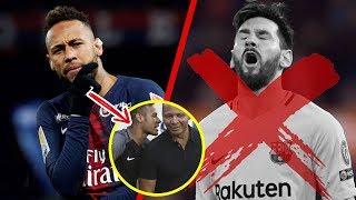 El padre de Neymar REVELA por qué su hijo SALIÓ del Barcelona