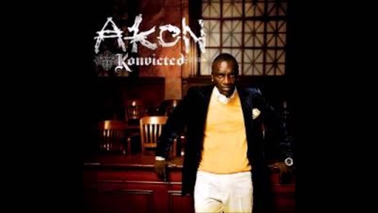 Allurn Akon Konvicted FREESTYLE - YouTube