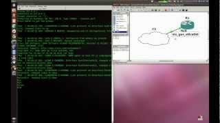 GNS3 Tutorial - Connecting GNS3 Routers to the Internet in Ubuntu