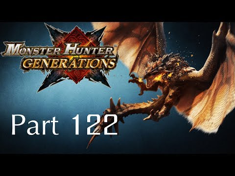 Monster Hunter Generations -- Part 122: Behold the Brooklyns