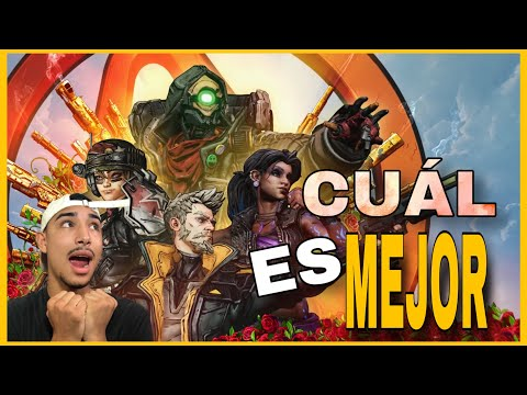 Borderlands 3 TRAILER DE LOS PERSONAJES *VIDEO REACCIÓN*
