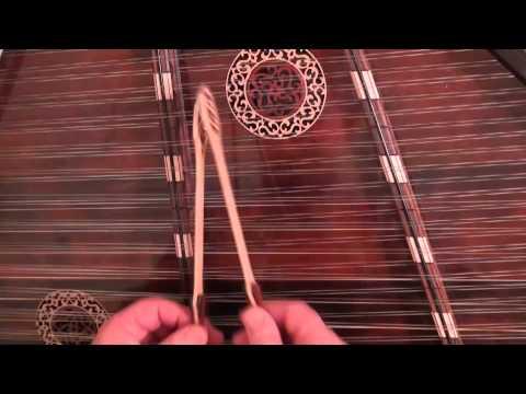 #3 INSTRUCTION VIDEO FOR HAMMERED DULCIMER