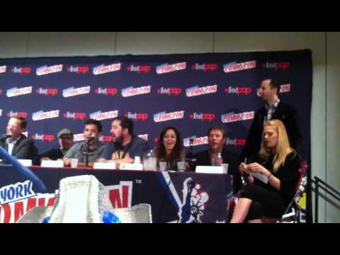 NYCC Thrilling Adventure Hour Cast