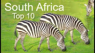 South Africa Top Ten Things To Do, by Donna Salerno Travel
