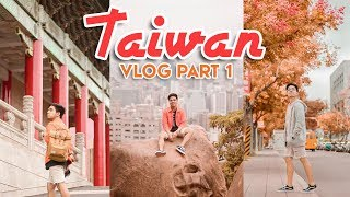 First Time in Taipei, Taiwan + Tips | #RedVlogs
